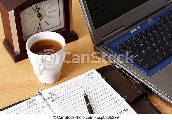 ambiente, oficina - csp0365299