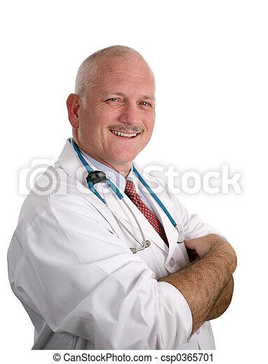 Friendly Doctor - csp0365701