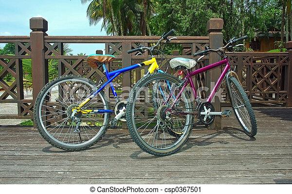 自転車 - csp0367501