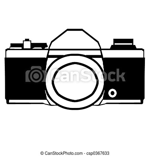 Camera - csp0367633