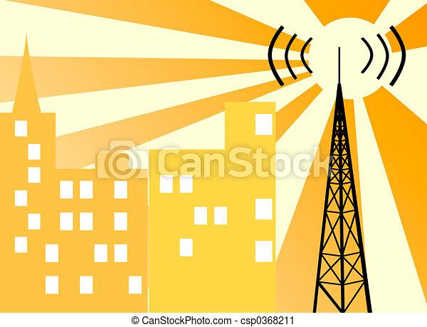Morning Broadcast - csp0368211