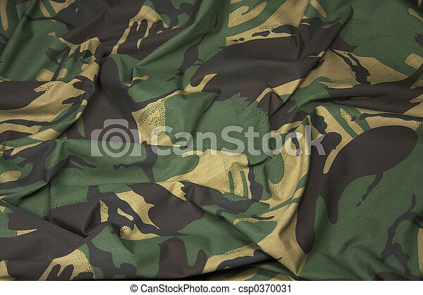 Camouflage Fabric 1 - csp0370031
