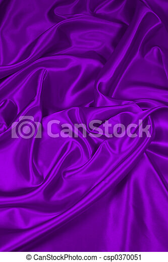 Purple Satin/Silk Fabric 2 - csp0370051