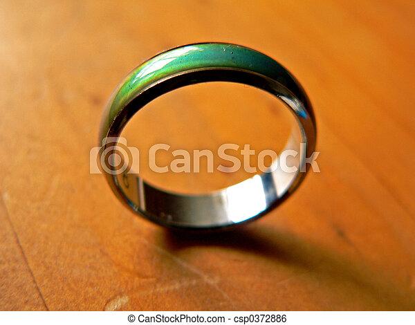 Mood Ring Upright - csp0372886