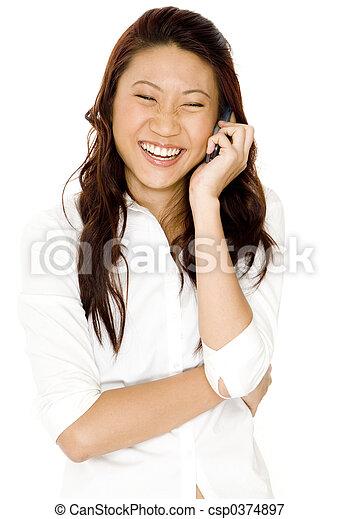 Laughter - csp0374897