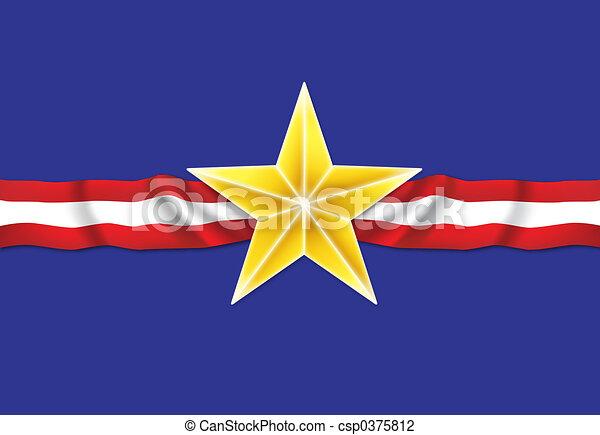 Star - Veterans USA - csp0375812