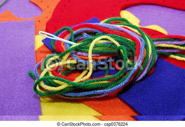 Arts and Crafts - csp0376224