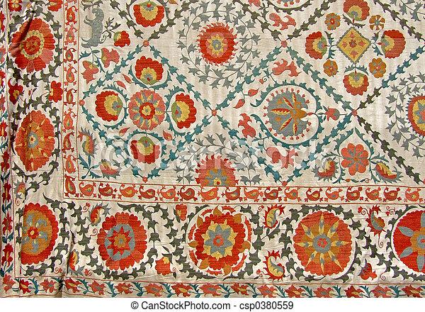 Teppich mit muster  Stockfotografien von muster, teppich - Close, auf, von, a, teppich ...