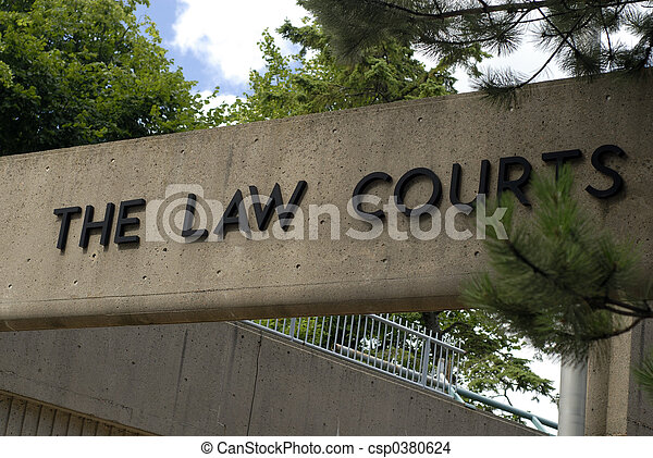 Law Courts - csp0380624