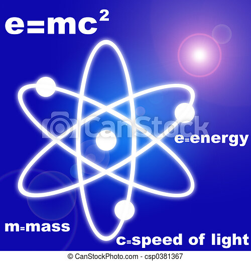 Physics formula - csp0381367