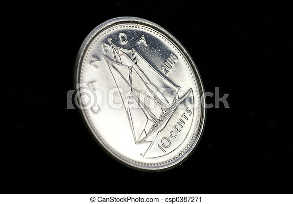 2006 Canadian Dime - csp0387271