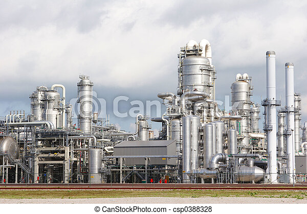 Chemical plant - csp0388328