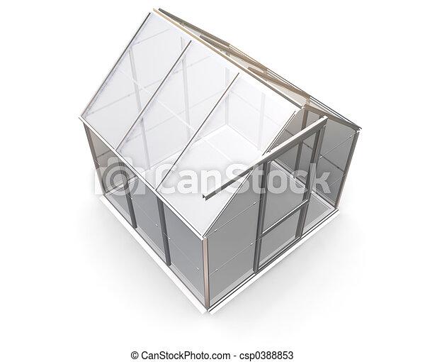 Greenhouse - csp0388853