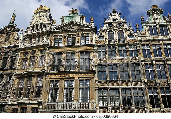 La Grand-Place - csp0390664