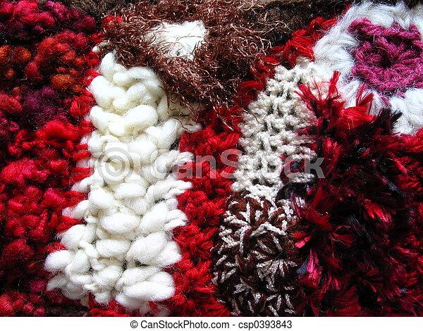 Crochet Fabric - csp0393843