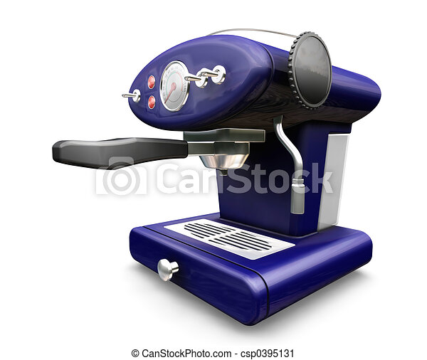 Coffee machine - csp0395131