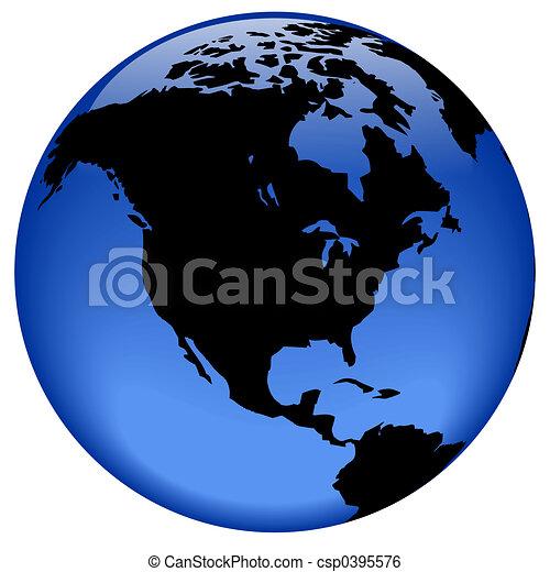 North America - csp0395576
