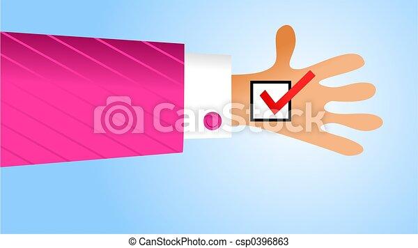 handy tick - csp0396863