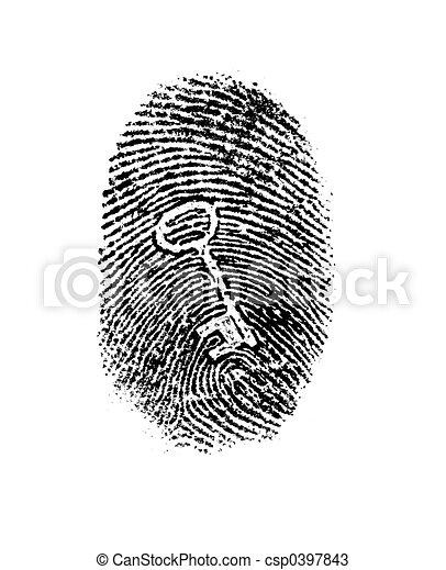 Key fingerprint - csp0397843