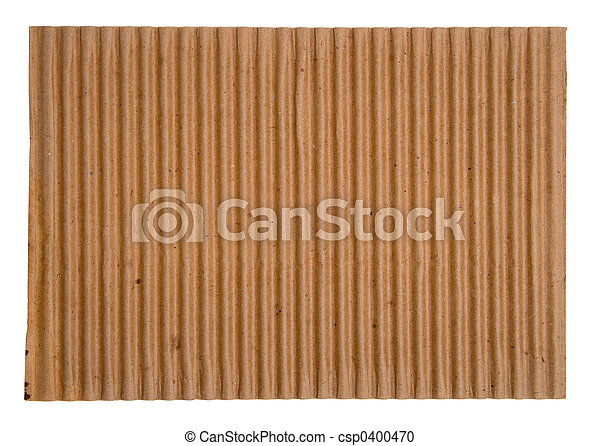 Corrugated Cardboard - csp0400470