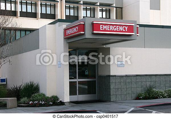 Emergency room - csp0401517