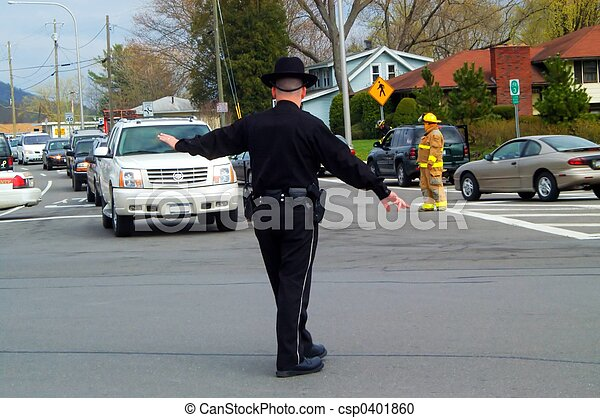 Directing traffic - csp0401860