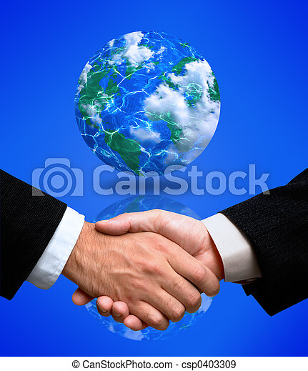 handshake(special f/x) - csp0403309