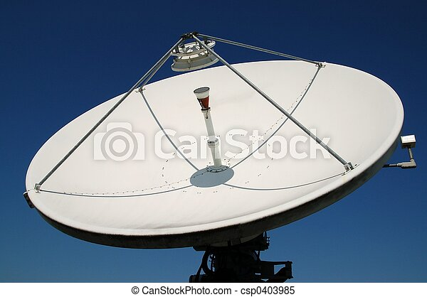 satellite dish - csp0403985