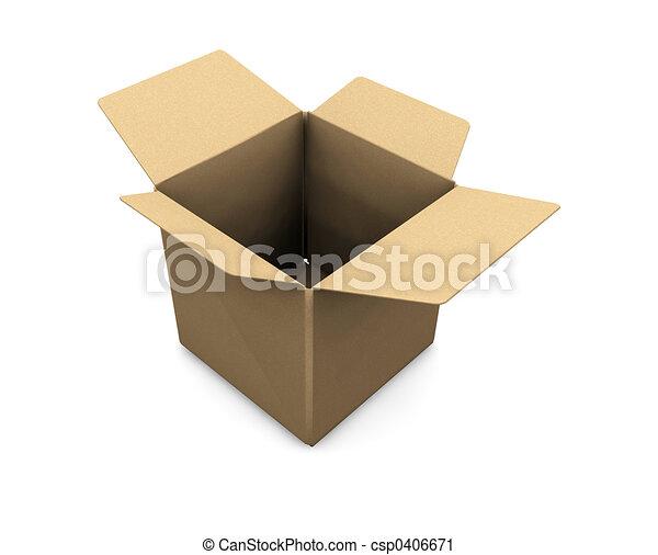 Open box - csp0406671