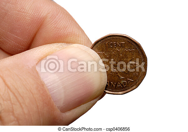penny, kniptång - csp0406856