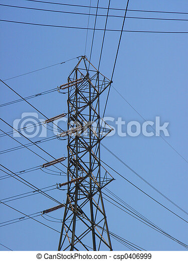 utility tower - csp0406999