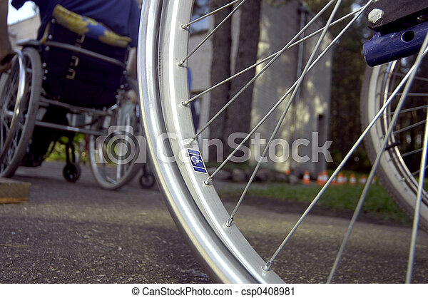 Wheelchairs - csp0408981