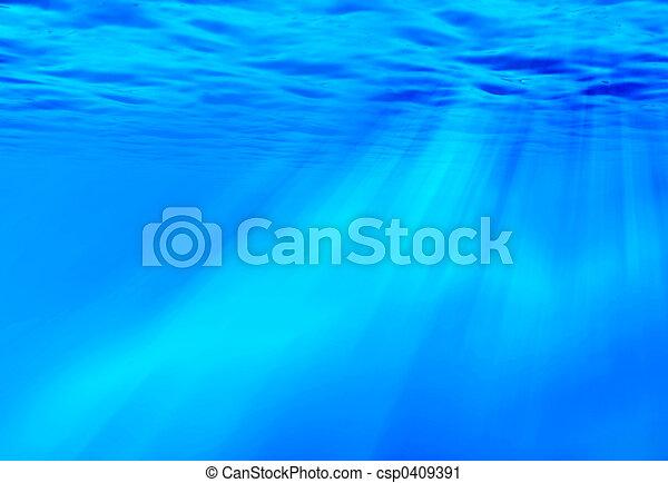 water - csp0409391