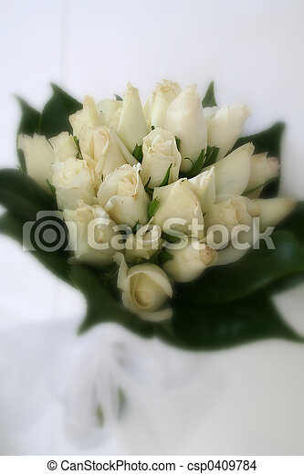 Brides Bouquet - csp0409784