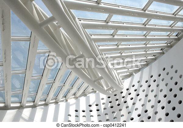 moderne,  architecture - csp0412241