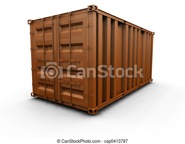 Freight container - csp0413797