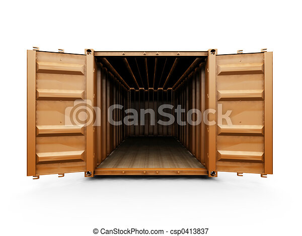 Freight container - csp0413837