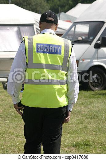 security man - csp0417680