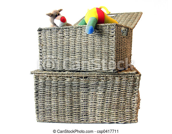 Toy storage box 1 - csp0417711