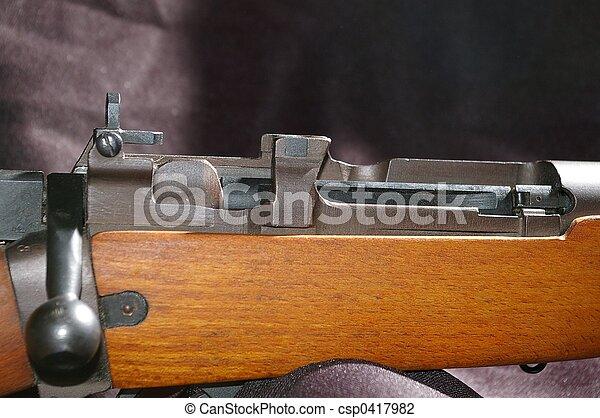 British 303 Rifle - csp0417982