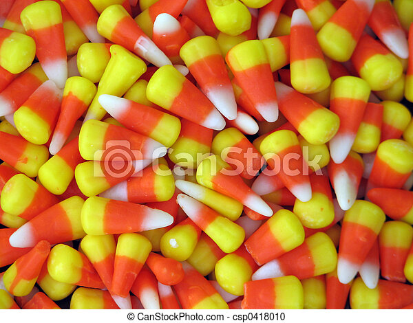 Candy Corn - csp0418010