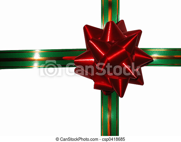 Happy holiday, white background - csp0418685
