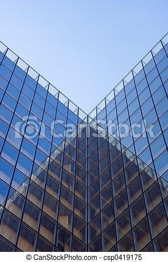 Modern architecture - csp0419175