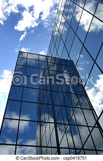 Office Building - csp0419751