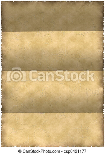 old parchment - csp0421177