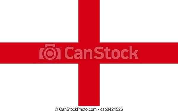 England\\\'s St George\\\' - csp0424526