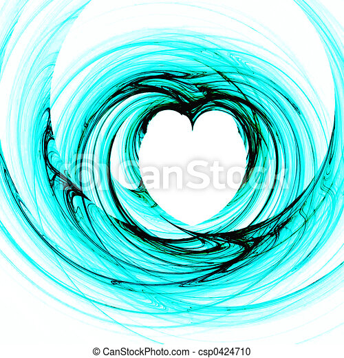 Medical heart - csp0424710