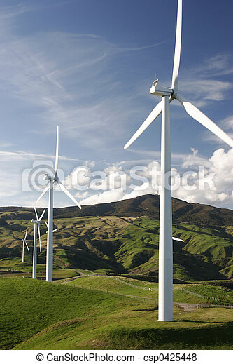 Wind turbines - csp0425448