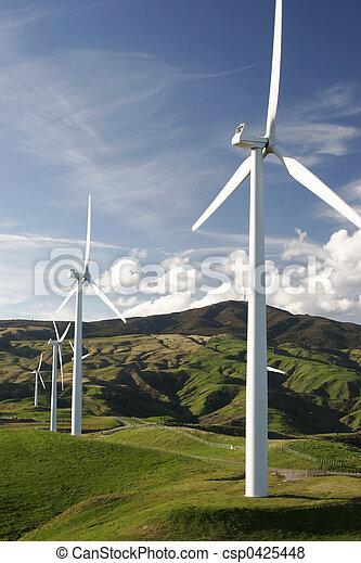 Wind turbines - csp0425448
