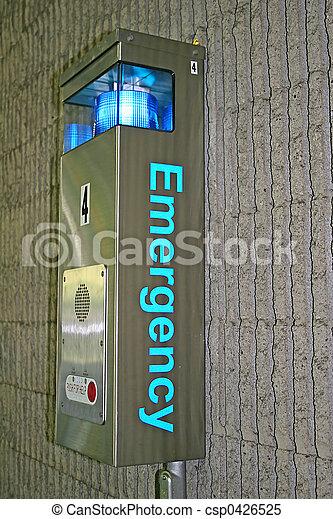 Emergency Help - csp0426525